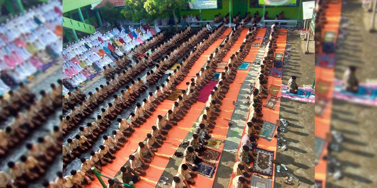MTs N 3 Cirebon - Berkualitas, berprestasi dan berakhlakul karimah